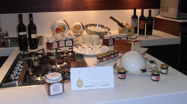 catering buffet online alema