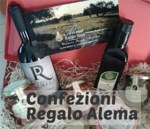 Confezioni Regalo Alema - Acquista online