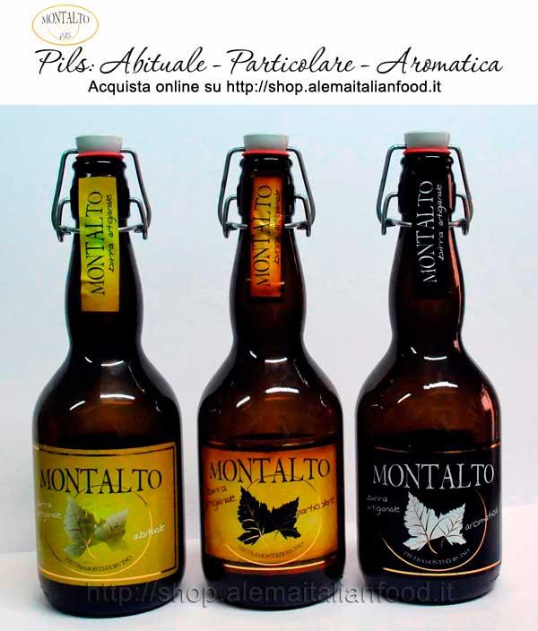 Birra Artigianale Montalto