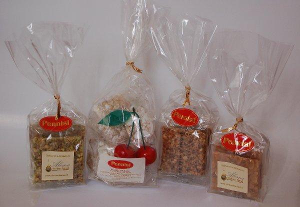 vendita croccantini siciliani